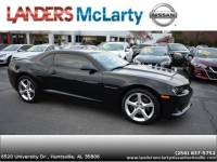 Used 2015 Chevrolet Camaro SS Coupe