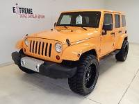 2012 Jeep Wrangler JK Unlimited Sahara SUV 4x4 For Sale | Jackson, MI