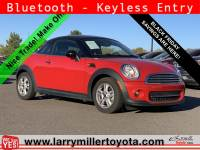 Used 2013 MINI Cooper Coupe For Sale | Peoria AZ | Call 602-910-4763 on Stock #82093A