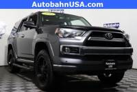 2016 Toyota 4Runner Limited SUV in the Boston Area