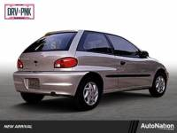 2000 Chevrolet Metro Base