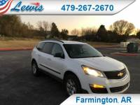 Used 2017 Chevrolet Traverse LS SUV in Fayetteville