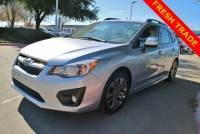 2014 Subaru Impreza 2.0i Sport Premium Sedan