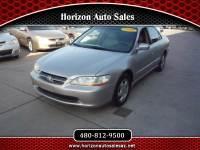 1998 Honda Accord EX sedan