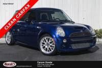 Pre-Owned 2003 MINI Cooper S Hardtop