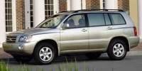 Pre-Owned 2001 Toyota Highlander 4dr V6 (Natl)