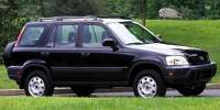 Pre-Owned 2001 Honda CR-V 2WD LX Automatic