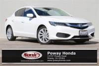 Pre-Owned 2017 Acura ILX Sedan w/Premium Pkg