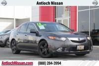 2012 Acura TSX 5-Speed Automatic with Technology Package Sedan at Antioch Nissan