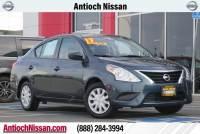 2017 Nissan Versa 1.6 S+ Sedan at Antioch Nissan