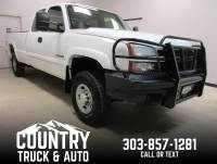 2007 Chevrolet Silverado 2500HD Classic LT Extended Cab Long Bed 4WD