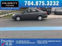 Used 2007 Toyota Corolla For Sale in Huntersville NC | Serving Charlotte, Concord NC & Cornelius.| VIN: 2T1BR32E07C804291