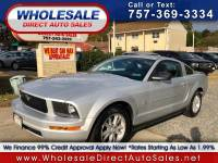 2007 Ford Mustang 2Dr Cpe