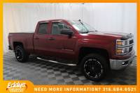 Pre-Owned 2014 Chevrolet Silverado 1500 LT 4x4 Extended Cab Pickup