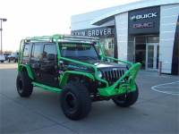 Pre-Owned 2015 Jeep Wrangler Unlimited Rubicon VIN1C4BJWFG7FL515307 Stock Number14713B