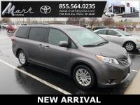 Certified Pre-Owned 2015 Toyota Sienna XLE w/XLE Navigation Package, Heated Leather Seats Minivan/Van in Plover, WI
