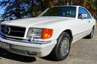 1989 Mercedes Benz 560SEC -2 OWNER ALL ORIGINAL-