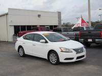 Pre-Owned 2015 Nissan Sentra 4dr Sdn I4 CVT S FWD