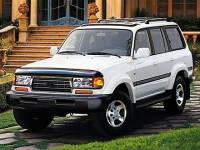 1998 Toyota Land Cruiser - Toyota dealer in Amarillo TX – Used Toyota dealership serving Dumas Lubbock Plainview Pampa TX