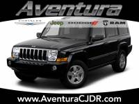 PRE-OWNED 2008 JEEP COMMANDER SPORT 2WD 4X2 SPORT 4DR SUV