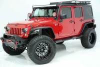 2014 Jeep Wrangler Unlimited Sport Custom