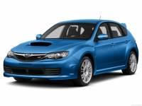 Used 2013 Subaru Impreza WRX STI in Cumberland, MD