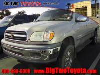Used 2002 Toyota Tundra SR5 Access Cab SR5 SB V6 in Chandler, Serving the Phoenix Metro Area