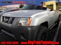 Used 2007 Nissan Xterra S S SUV (4L V6 5A) in Chandler, Serving the Phoenix Metro Area