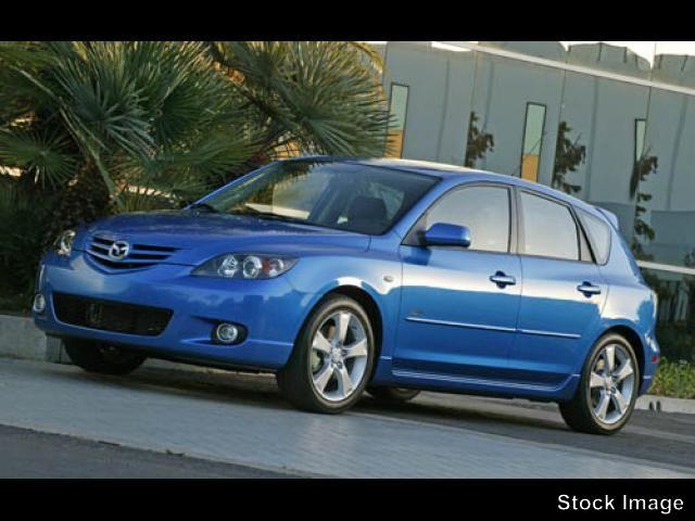 Photo Used 2006 Mazda Mazda3 s Hatchback Front-wheel Drive in Cockeysville, MD