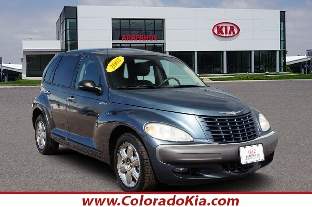 Photo Used 2002 Chrysler PT Cruiser Limited Edition - Denver Area in Centennial CO