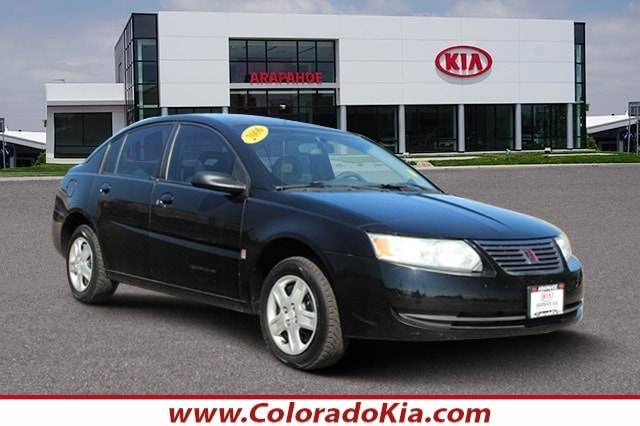 Photo Used 2006 Saturn ION 2 - Denver Area in Centennial CO