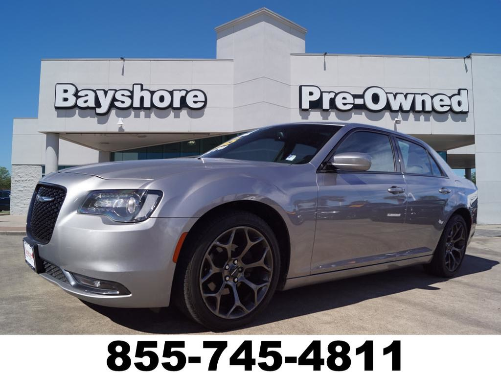 Photo 2015 Chrysler 300 RWD S Sedan in Baytown, TX. Please call 832-262-9925 for more information.