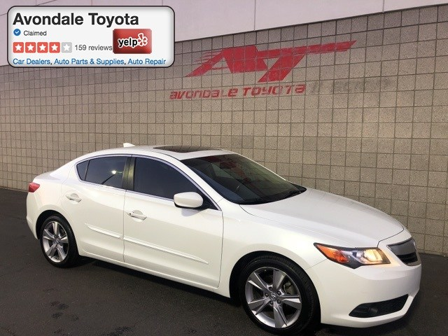 Photo Pre-Owned 2014 Acura ILX ILX 5-Speed Automatic with Premium Package Sedan in Avondale, AZ