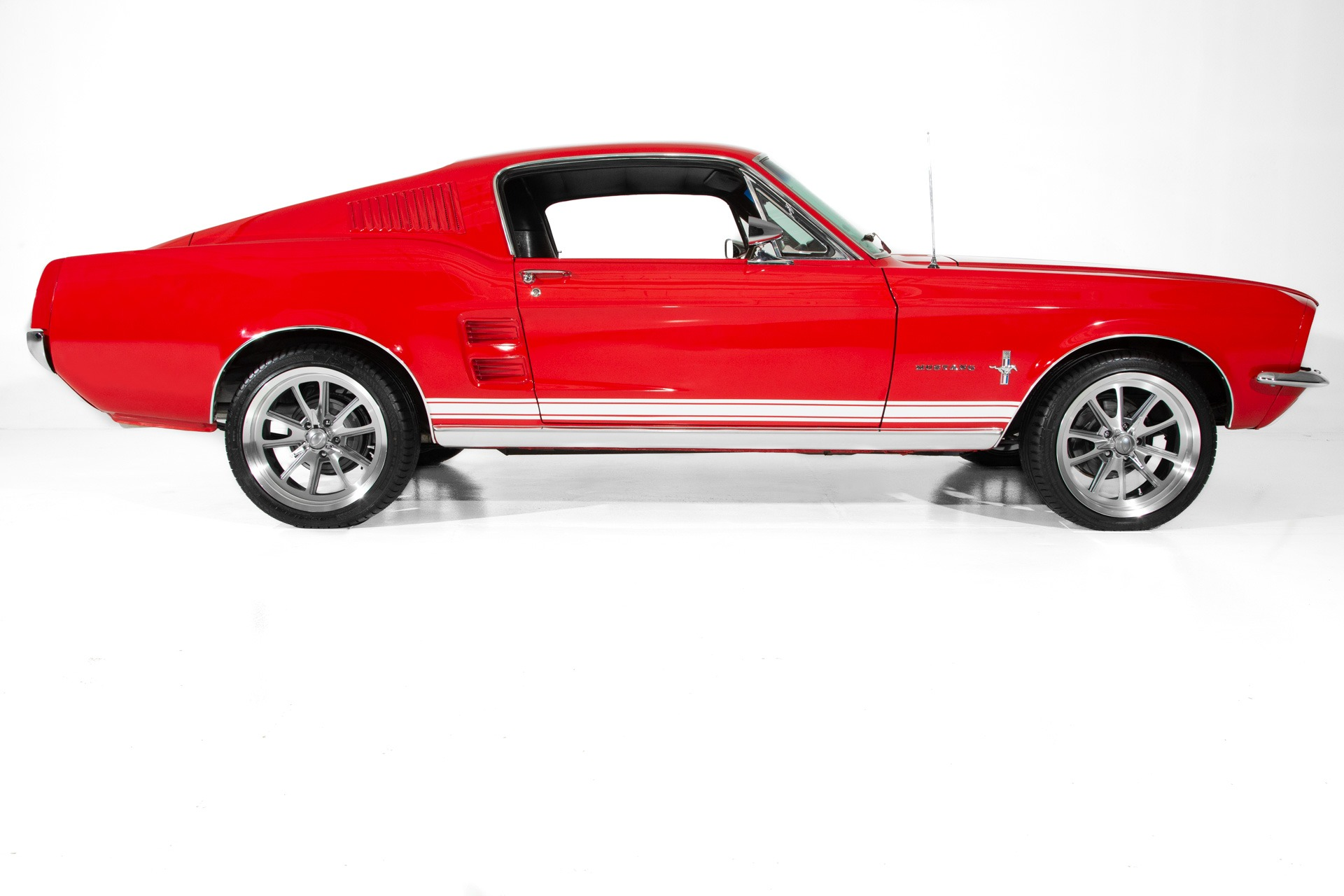 Photo 1967 Ford Mustang Fastback 302 Tri-Power 4-Speed