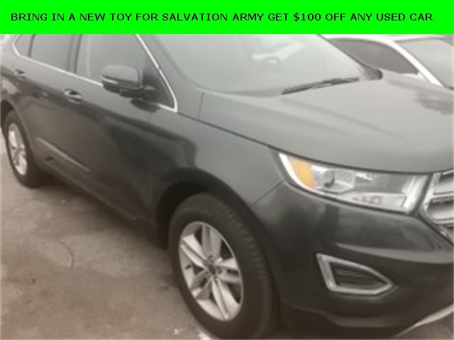 Photo 2015 Ford Edge SEL SUV For Sale in Madison, WI