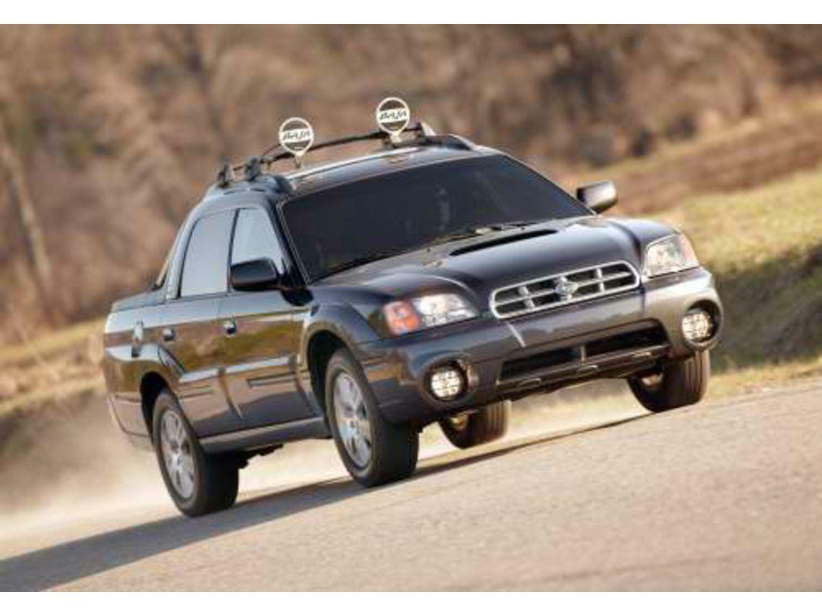 Photo Used 2005 Subaru Baja Turbo for Sale in Tacoma, near Auburn WA