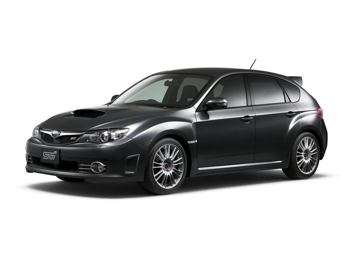 Photo Used 2008 Subaru Impreza WRX STi Base wVDC for Sale in Tacoma, near Auburn WA