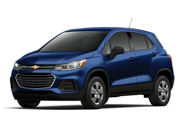 Photo 2017 Used Chevrolet Trax FWD 4dr LS For Sale in Moline IL  Serving Quad Cities, Davenport, Rock Island or Bettendorf  P18426