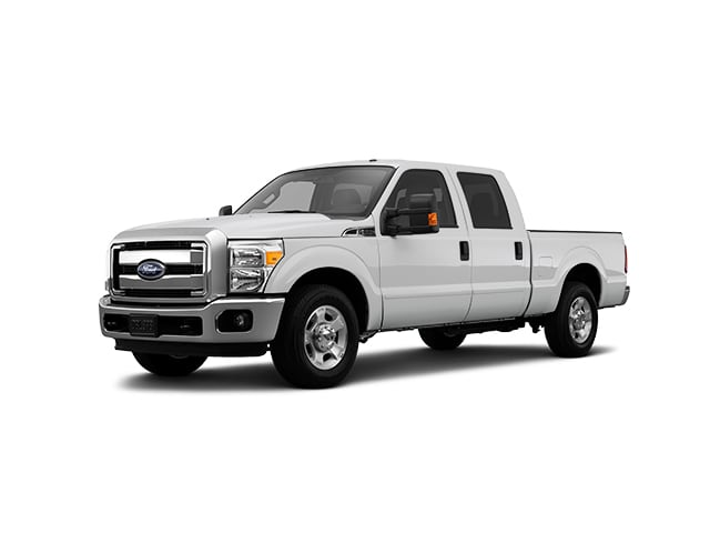 Photo Used 2015 Ford F-250SD Truck Power Stroke V8 DI 32V OHV Turbodiesel in Red Hill, PA