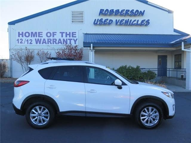 Photo Used 2014 Mazda CX-5 Touring All-wheel Drive SUV For Sale Bend, OR