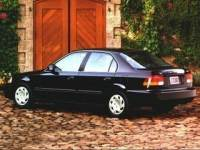 1996 Honda Civic LX Sedan