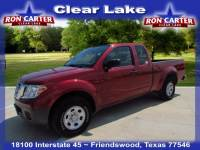 2017 Nissan Frontier S Truck King Cab near Houston