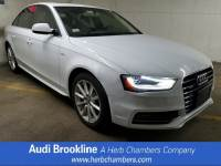 2014 Audi A4 Premium Plus Sedan in Brookline MA