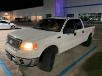 Used 2008 Ford F-150 Lariat Pickup