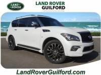 Used 2017 INFINITI QX80 For Sale | CT