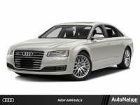 2016 Audi A8 3.0T