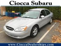 Used 2002 Ford Taurus SE Standard For Sale in Allentown, PA
