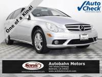 Pre-Owned 2008 Mercedes-Benz R-Class R350 4MATIC