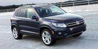 Pre-Owned 2012 Volkswagen Tiguan 2WD 4dr Auto SE w/Sunroof & Nav