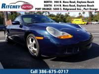 Used 2000 Porsche Boxster For Sale in Daytona Beach, FL